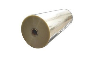 Clear Heat Stabilized Printable Polyester Roll - 93500754500AH82
